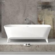 Stone & Pressed Metal Baths